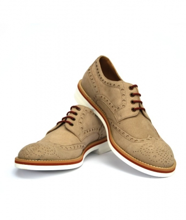 DERBY Man Beige