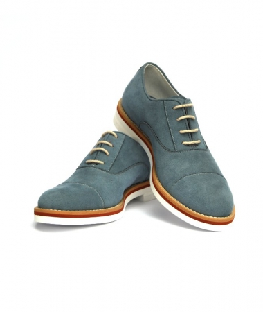 OXFORD Woman Light Blue