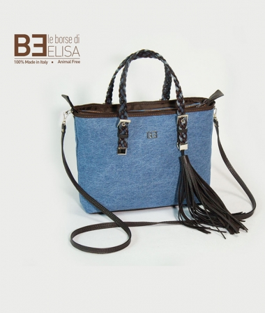 Mini shopping bag Denim