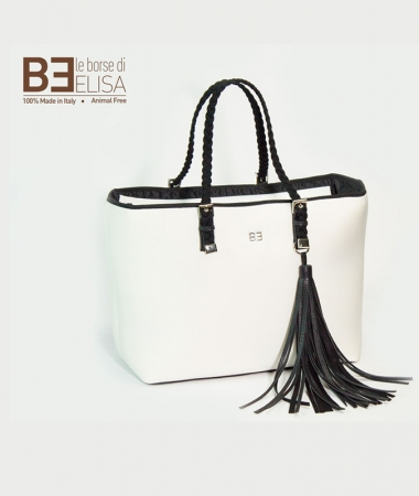 Shopping bag White
