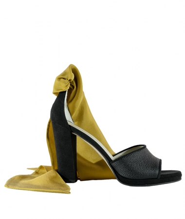 Sandalo Tetù foulard
