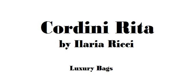 Cordini Rita by Ilaria Ricci
